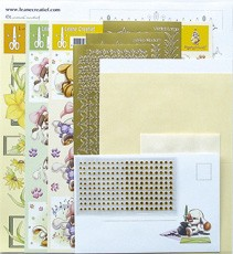 LeCreaDesign® Sticker-L-Stitch® kaarten kits 16
