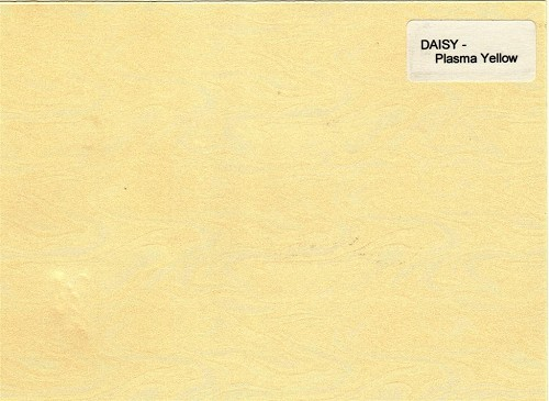 Daicy plasma yellow