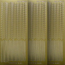 V-Stitch Medium goud