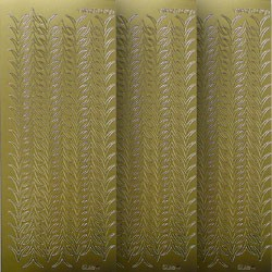 V-Stitch Large goud