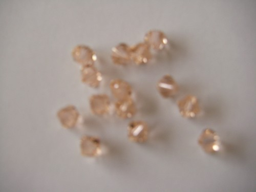 swarovski light peach