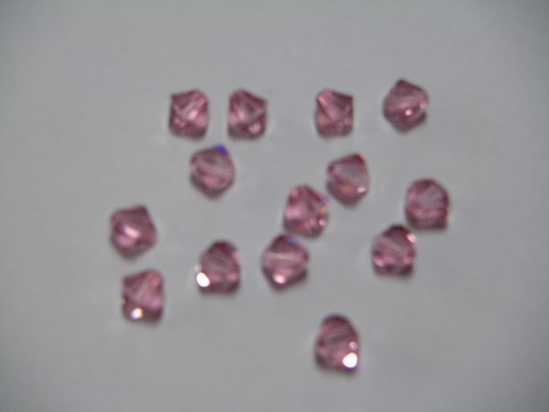 swarovski light roze